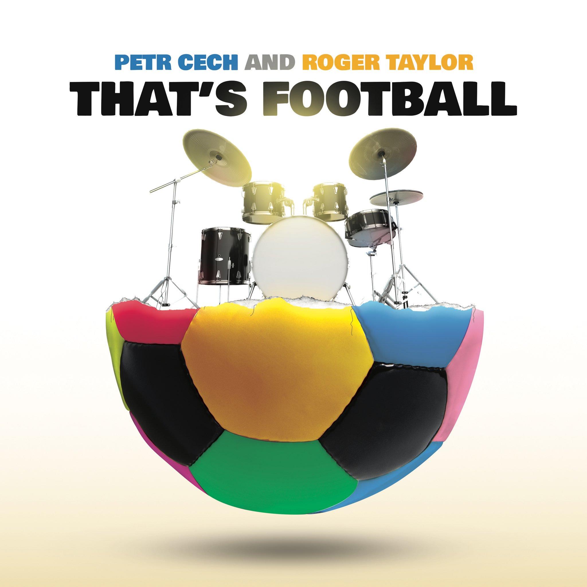 buy online 3ebb9 b6774  That s Football  - Petr Cech ft. Roger Taylor
