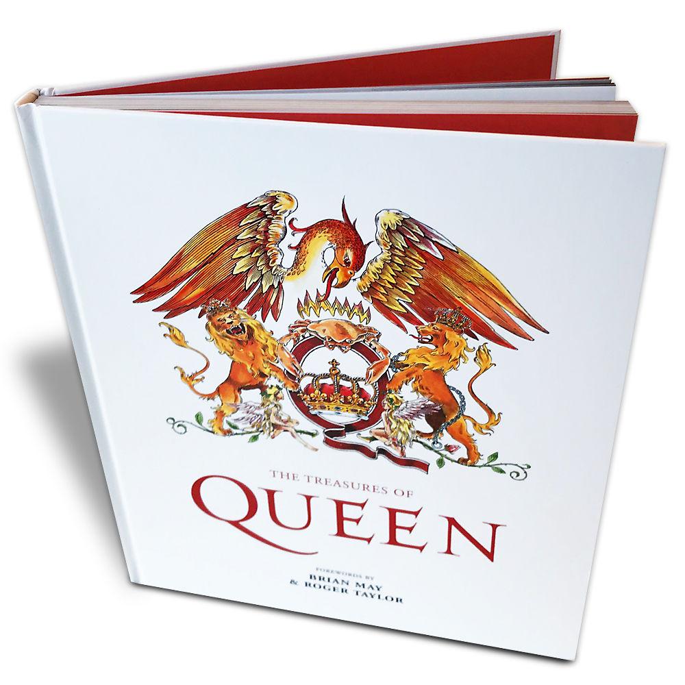 Queen выпускают книгу воспоминаний.